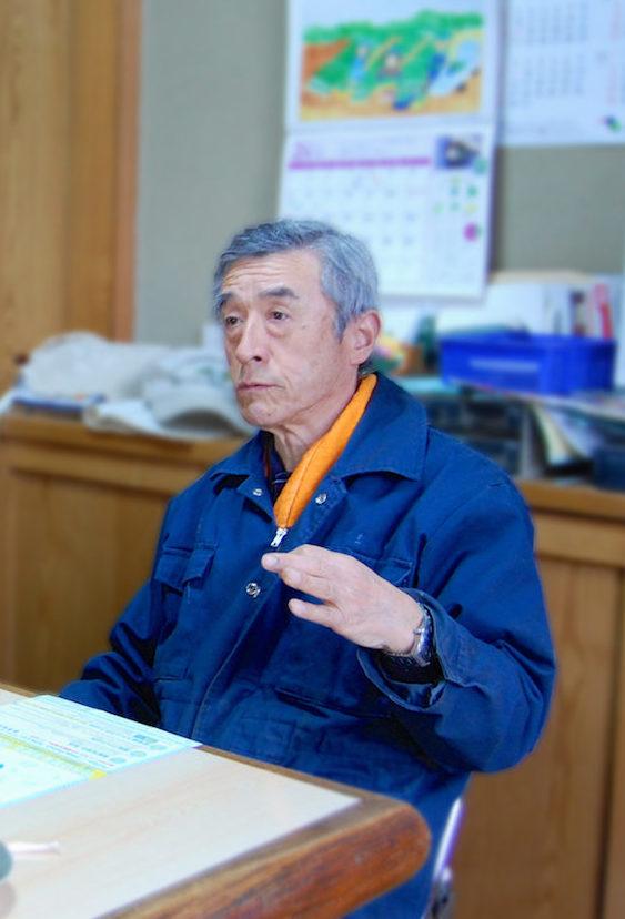 吉野明義さん