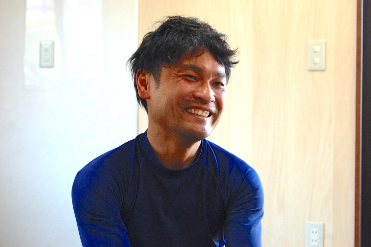 北野地区の再開発など課題は多いながらも、伊藤さんの眼差しは明るい