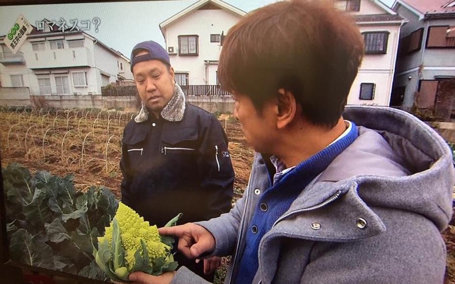 ぶらり途中下車の旅で放送されたときのロマネスコ高橋喜宏さん