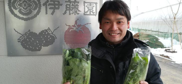 会員制ファンクラブ特典の駅前農作物受け渡しイベント(3月)を実施!! 次回は4月22日に開催します