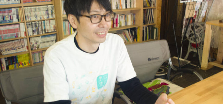 【メディア掲載】武蔵野・三鷹エリアの事業者インタビューメディア「ルート634」にプロジェクトリーダー苔口昭一が掲載
