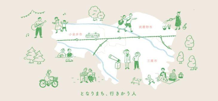 【メディア掲載】「となりまちプロジェクト ー武蔵野・三鷹・小金井ー」にパイロット事業が掲載